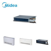 Midea slim water cooled fan coil unit machine AC-2-Pipe 4-Row Duct