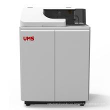 Teste totalmente automático do analisador 200 da química / hora