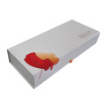 Flower UV Logo Cardboard Paper Gift Box