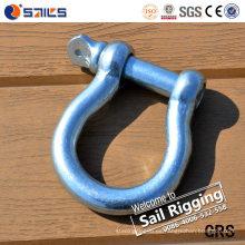 Grillete de cuerda de alambre resistente