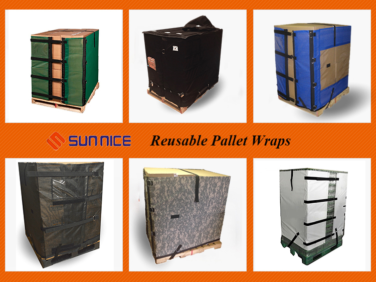 Durable Reusable Pallet Wraps