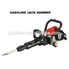 900w 32.7cc Mini Gas angetriebene Jack Hammer Handheld Benzin Beton Pavement Breaker