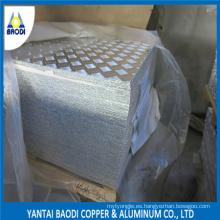 Tapa de aluminio para carro Subbase
