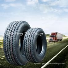 Pneu 385 / 65r22.5 do caminhão de Annaite com teste padrão 397 da certificação do PONTO