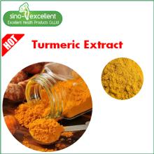 100% natural Turmeric Extract Curcumin