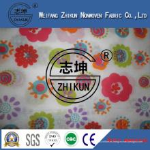 China Tela no tejida impresa PP de alta calidad