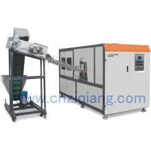 Máquina automática do molde do sopro do estiramento para o frasco do ANIMAL DE ESTIMAÇÃO (ZQ-M600-4)