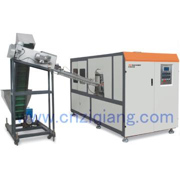 Máquina automática del moldeo del soplo del estiramiento para la botella del ANIMAL DOMÉSTICO (ZQ-M600-4)