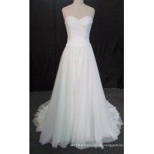 Mermaid Bridal Gowns sereia mangas Custom Made vestido de noiva de Tony
