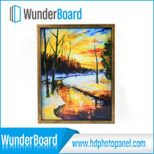 New Product PS Photo Frame for Wunderboard HD Metal Prints