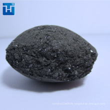 High quality silicon briquette/ball for steel making