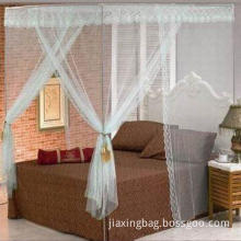 Mosquito Net for Girls', Made of Polyester with Ventilated Polyester Fabric at Bottom