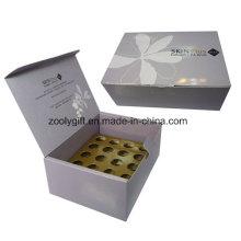 Caja de embalaje de papel corrugado de impresión personalizada Caja de cartón ondulado de e-flauta