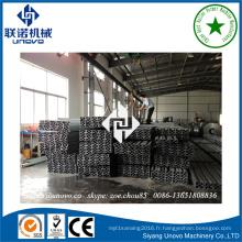 profilé de canal en acier inoxydable Matériaux de construction en métal