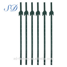 6 'Steel Heavy Duty U Fence Post
