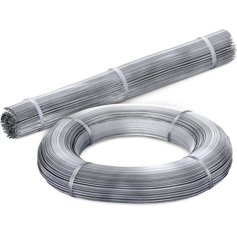 Loop Tie Wire : China tie wires double loop wire straight cut