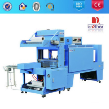 2015 Auto Sleeve Sealing & Shrinking Packager St6040p+Bse5045A
