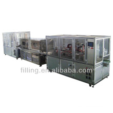 Fully Automatic Soft Rubber Lipstick Moulding and Packing Machine TZ-LIPFIL3A