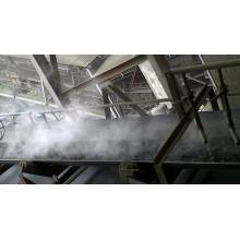 Cinta transportadora resistente al calor para plantas de cemento