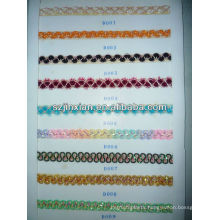 Fashion pattern lace ribbon