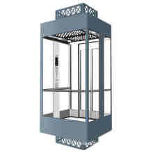 Superior Reliable High Performance Sightseeing Elevator