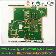 High Quality and Best Price for 1.0mm thickness Aluminium LED PCB cctv board camera pcb