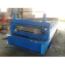 Máquina formadora de rolos para painel de telhado
