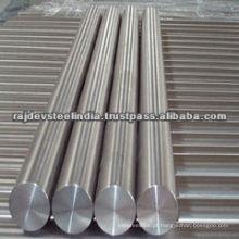 ASTM B348 Barras e barras industriais de titânio.