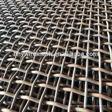 45# высокоуглеродистой стали тканые сетки экрана вибрации экрана каменная дробилка экран
