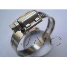 4 Inch American Hose Clamp With Claw Stainless Steel 0.8mm Thickness