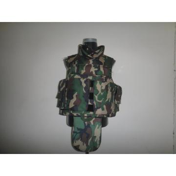 Nij Iiia Aramid Bulletproof Vest for Military