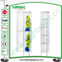 12 Doors Metal Mesh Locker