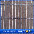 Flat Top Crimped Galvanized Wire Mesh