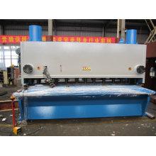 Máquina de corte e corte de chapa de aço guilhotina hidráulica QC11y