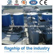 machines de thermoformage de prix, usine de recyclage de pneu avec le CE et l'OIN