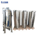 Химическая промышленность SS316L корпус фильтра из нержавеющей стали