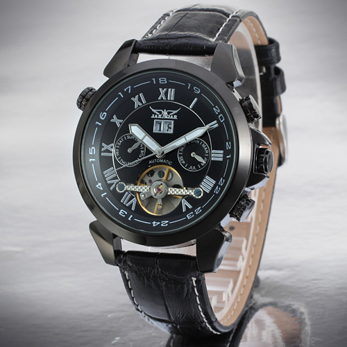 3 Atm Water Resistant Tourbillon Automatic Watch