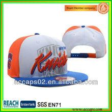 Los sombreros de encargo del snapback de la marca de fábrica venden al por mayor SN-2271