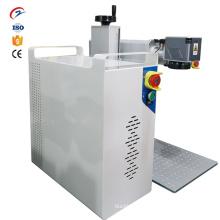30W Fiber Laser Marking Machine for Mental