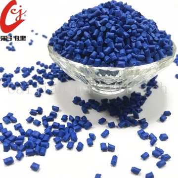Blue Color Masterbatch Granules