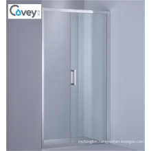 Sliding Shower Screen with Single/Dubble Doors (AKW07-D)