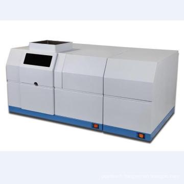 Spectrophotomètre d'absorption atomique automatique avec contrôle PC