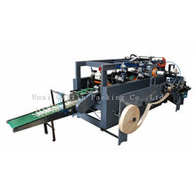 95mm 6kw Twist - Rope /flat - Belt Shopping Paper Bag Handle Rope Making Machine Wfd-100-1