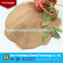 Sulfonate de naphtalène de sodium haute performance