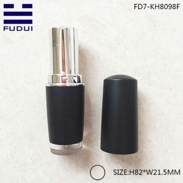 New unique black makeup girl lipstick tube container