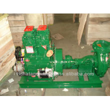 Motor diesel de la bomba de agua
