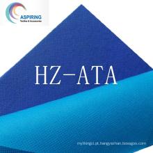 Tecido não tecido Boa qualidade mecânica Coveralls SMS / PP / Pet tecido não tecido
