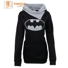 Sudadera con capucha y estampado de moda de invierno para mujer