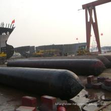 ccs certificate power catamaran pneumatic rubber ship airbag