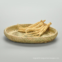Chinese Natural Changbaishan Wild Plant Dried White Ginseng Root